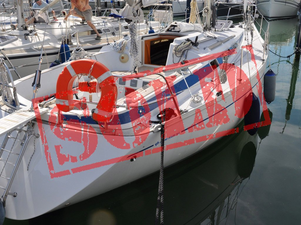 Grand Soleil 343 venduto